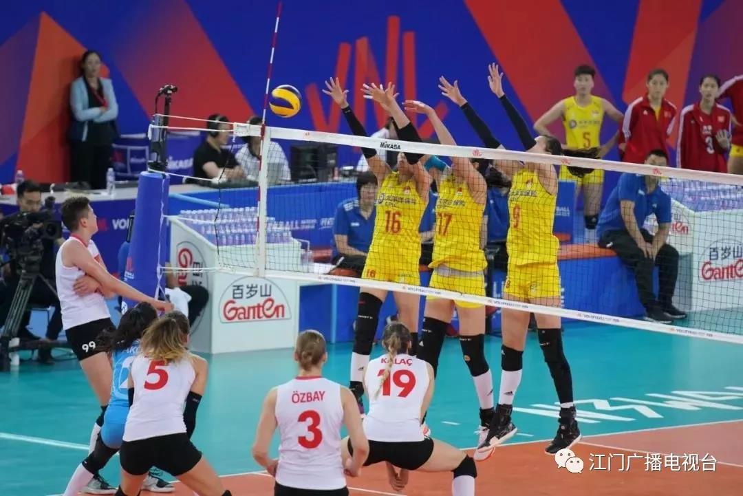 女排3:0完胜土耳其 世联赛9连胜