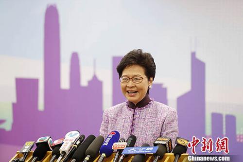 香港特※区政府决定暂缓修订《逃犯条例》工作