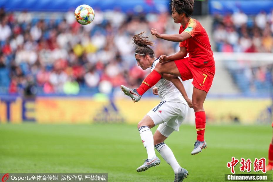女足挺進世界杯淘汰賽