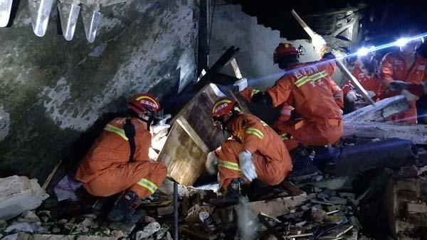 消防前8小時救援情況