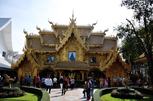泰國清萊主打藝術旅游吸引中國游客