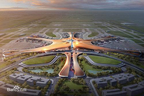 北京大兴国际机场移动通信基础设施建设完成