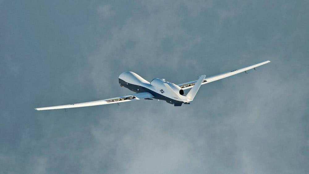 伊朗擊落美無人機