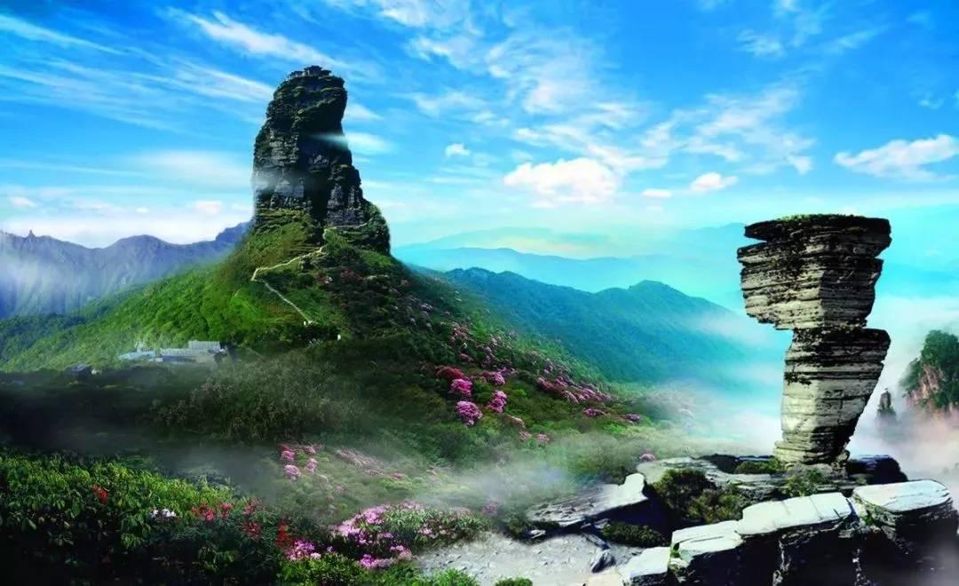 """""""进退相配""""让世界自然遗产地梵净山生态更优"""