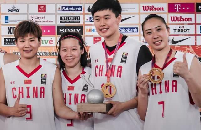 中国篮球首个世界冠军!女队7战全胜,拿下三人篮球世界杯