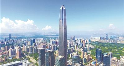 深圳創業密度全國第一 每千人擁有商事主體約240戶