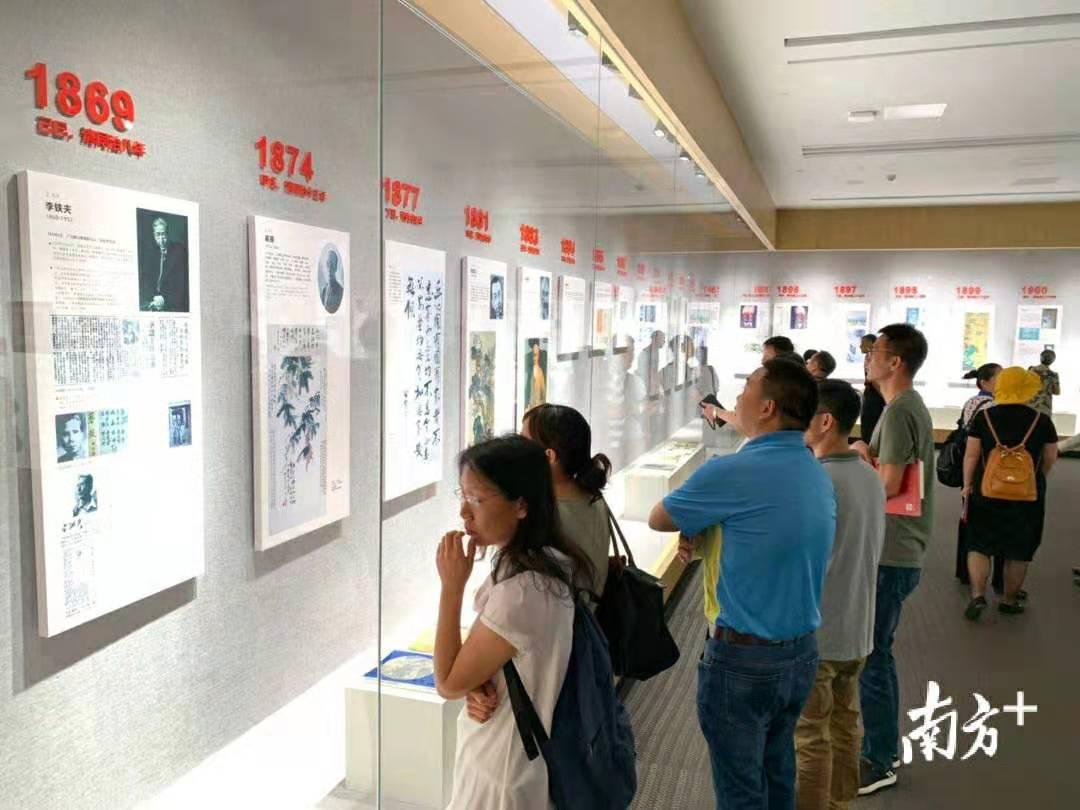 江门美术馆升级 三大展览拉开序幕