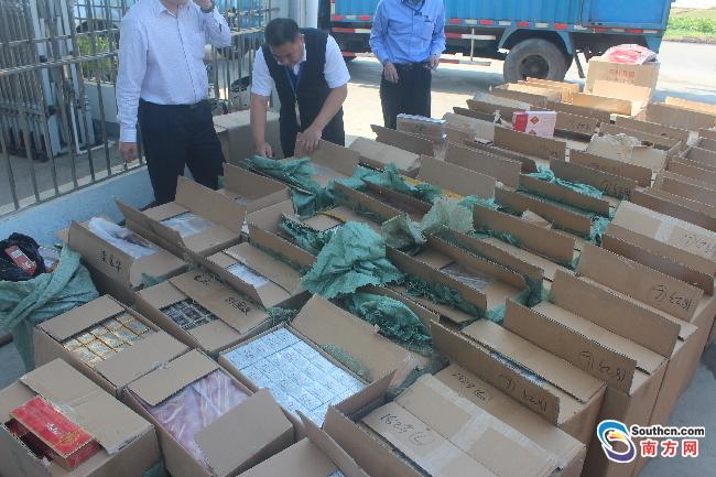 广东警方1至5月破食品案464起刑拘1431人