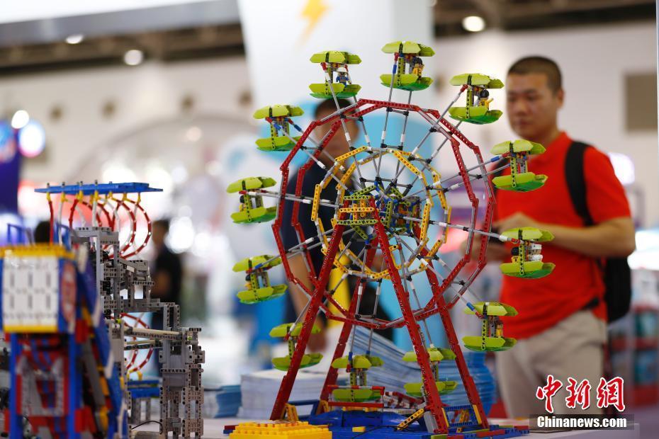 中国玩博会北京站开幕