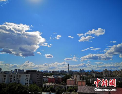 北京PM2.5浓度创最低