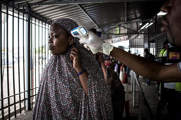 刚果埃博拉病例逾2500例