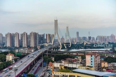 广州鹤洞大桥再迎大修!工期或两年