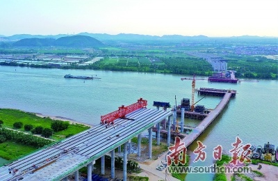 江门大力建设珠西客货组织中心,打造复合型国际物流枢纽
