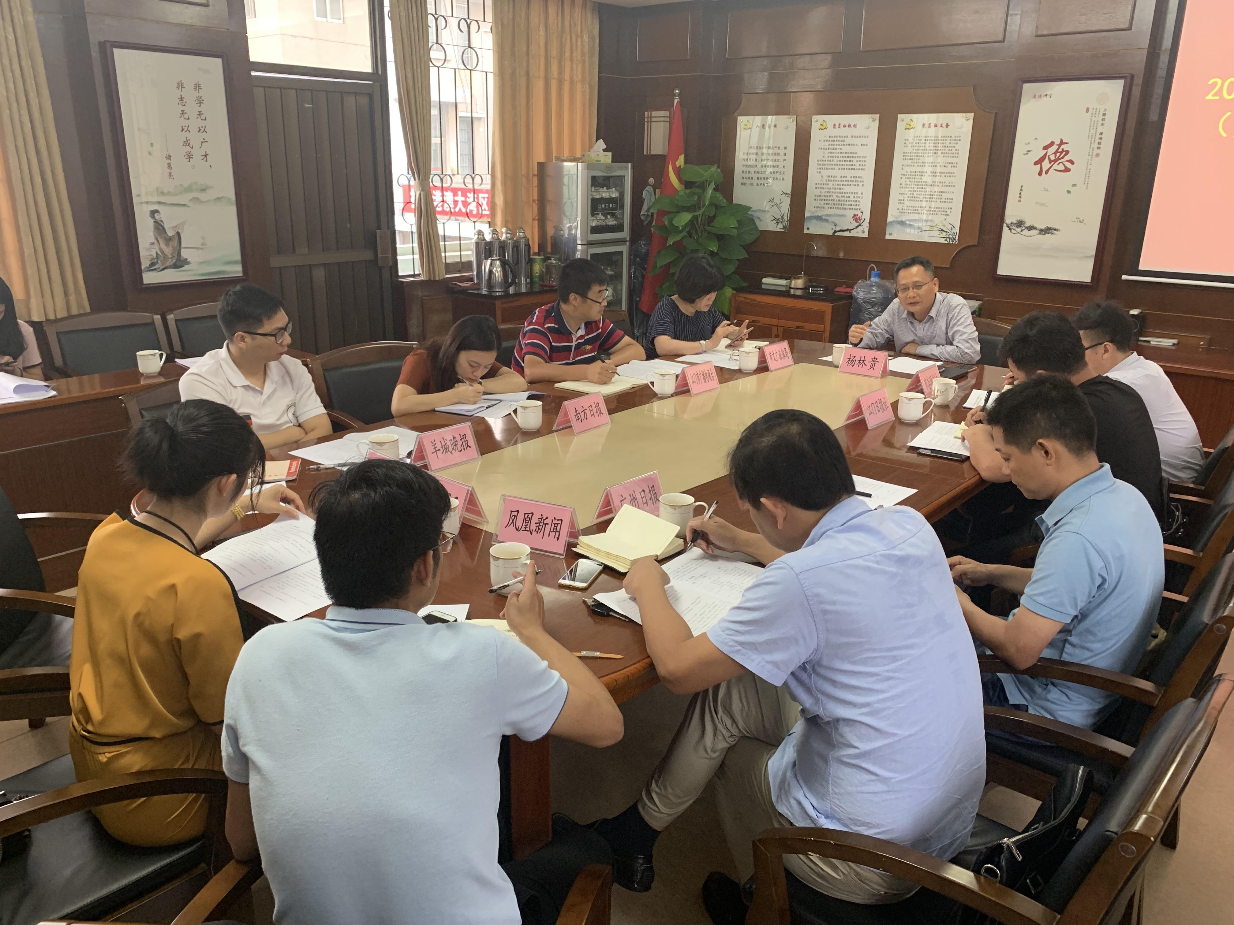 广东省少儿艺术花会将首次走进江门 活动门票免费