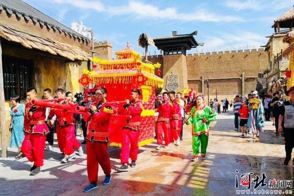 丰宁:一场满族婚礼对传统民俗的致敬