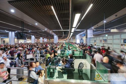 澳門擬征收旅客稅 正收集金額范圍建議