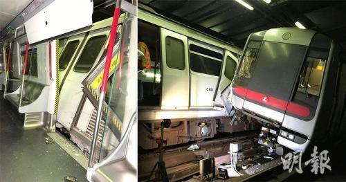 港鐵列車相撞事故調查結果:軟件編程執行錯誤肇禍