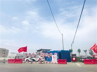 """爆炸三月后 按""""暫停鍵""""的江蘇響水化工園區如何?"""