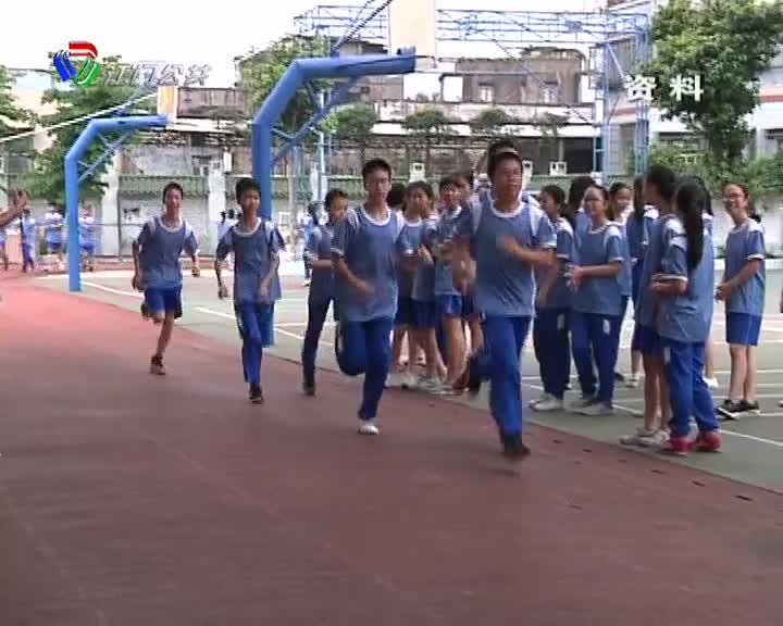 蓬江區主城區2019年初中學校招生地段出爐