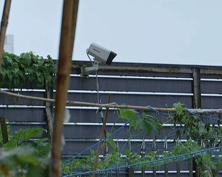 樓下商鋪監控正對樓上住戶 疑被侵犯隱私