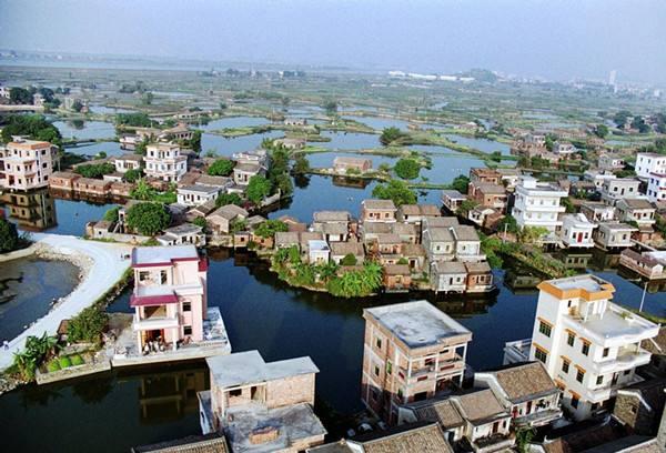 古勞水鄉文旅綜合項目有新進展!江門華僑城成功競得建設用地