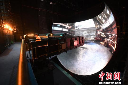 广州全景球幕飞行影院