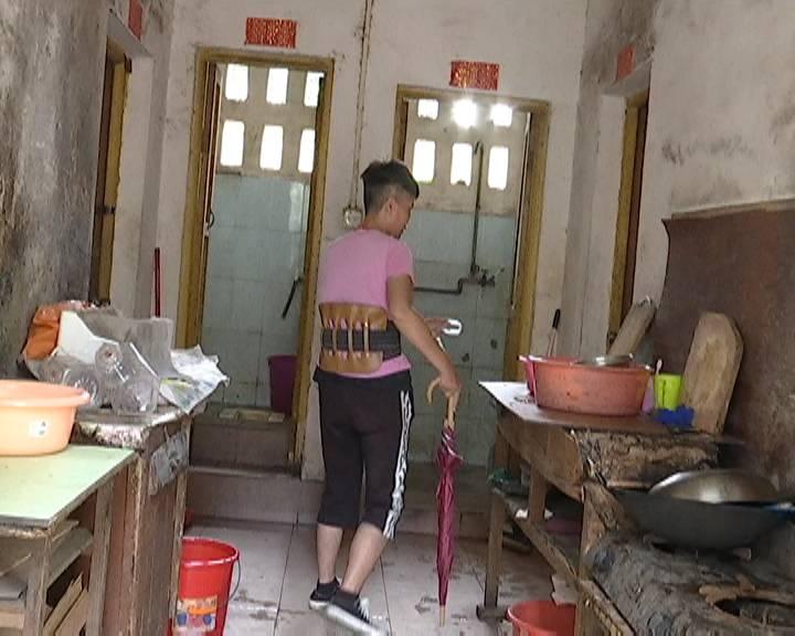 蓬江区一女士因患腰椎间盘突出面临瘫痪 急需社会救助