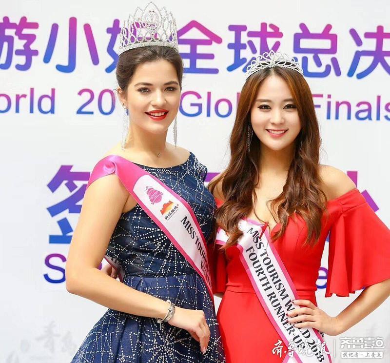 世界旅游小姐全球总决赛10月在青岛举行