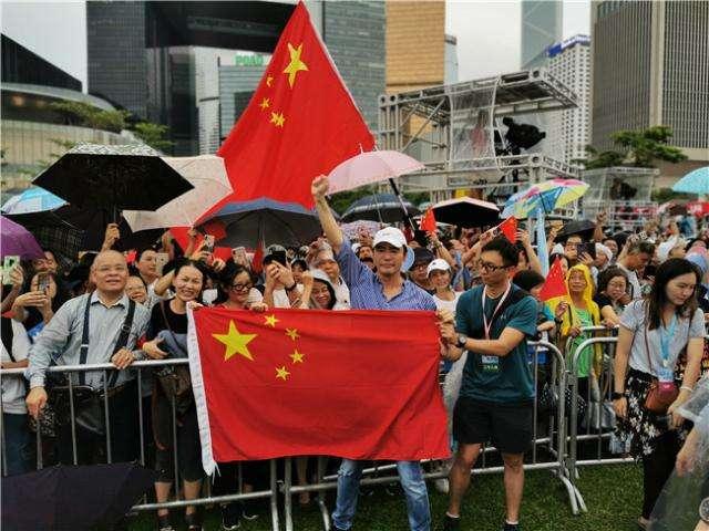香港各界的心聲:愛港,首先不能傷害香港