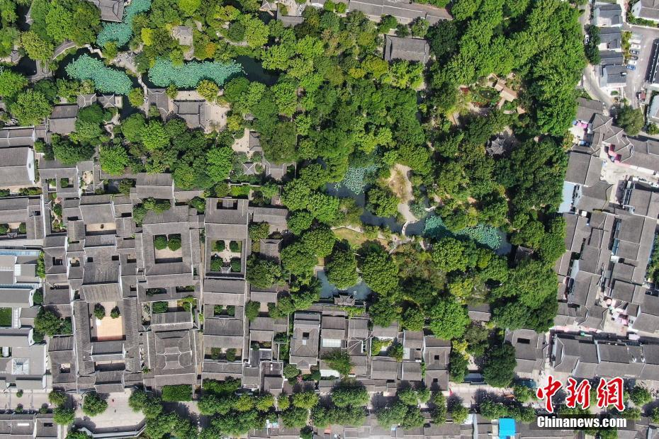 中国四大名园之拙政园