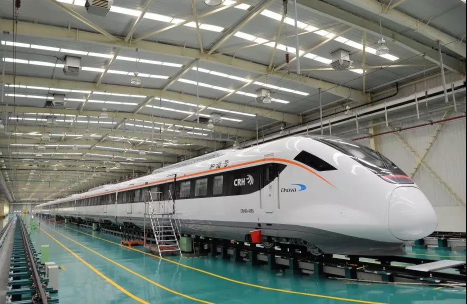 广东(江门)轨道交通装备产业发展大会明天举行 深圳地铁6号线首列车调试完毕