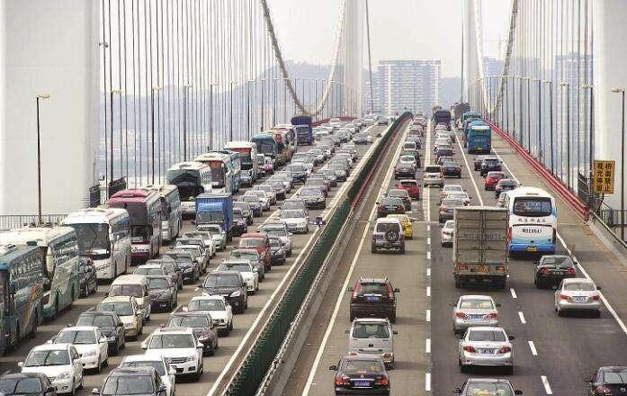 中秋高速不免费 虎门大桥有管制