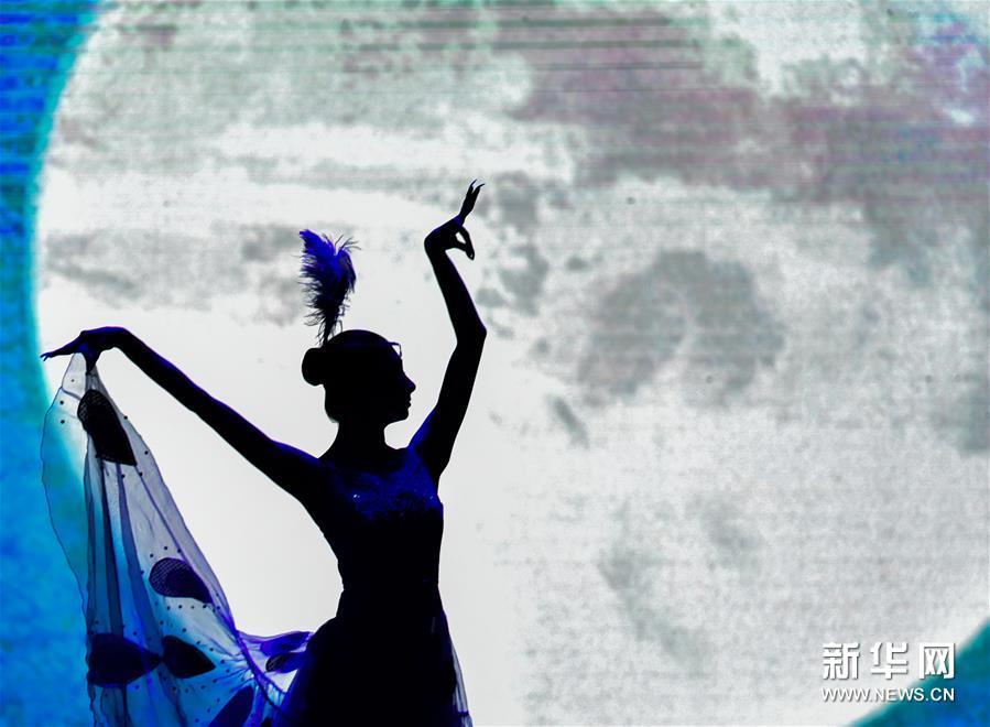 中国残疾人艺术团巡演
