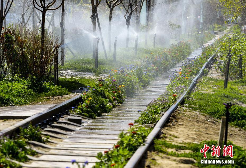 乌鲁木齐铁路主题公园