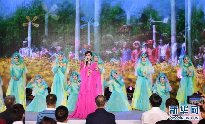 宁夏日:展独特魅力