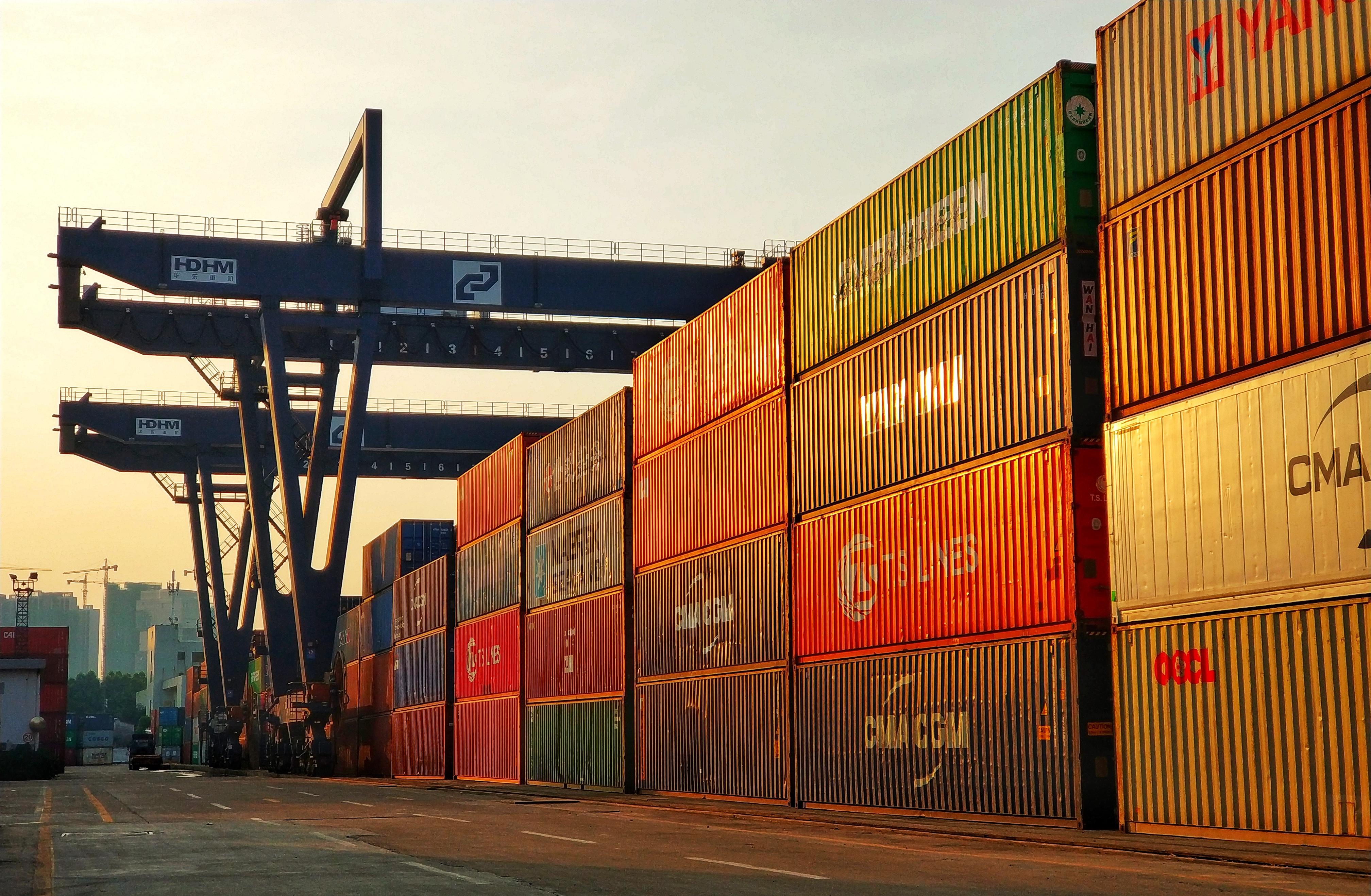 今年前8月,江门外贸进出口938.5亿元