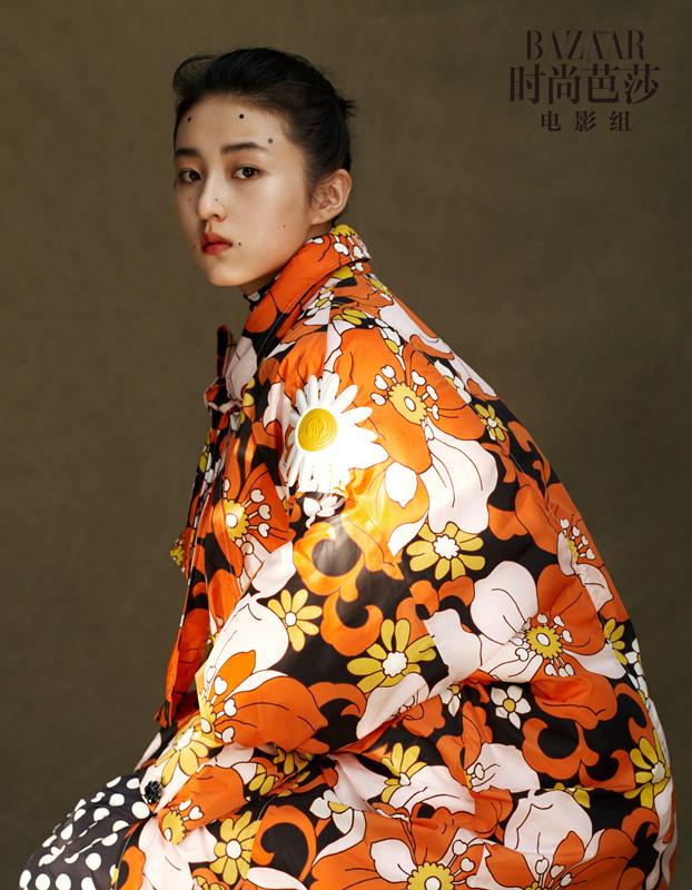 張子楓妝容復刻優雅