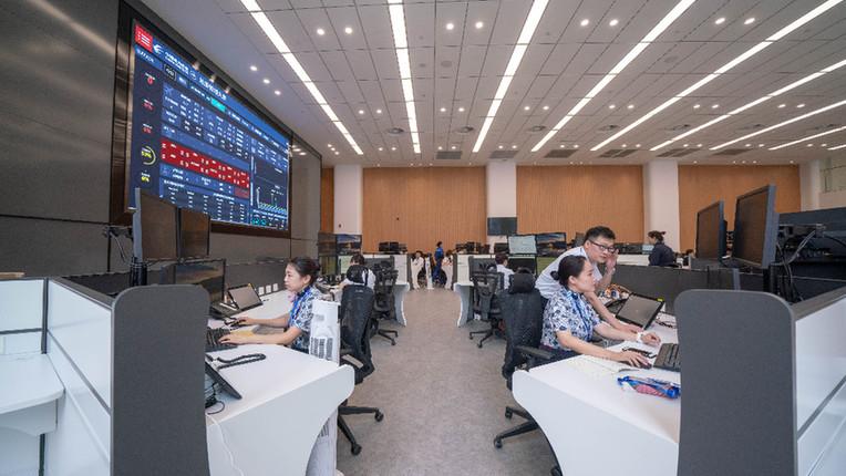 东航大兴机场运行控制中心正式启用 进入首航运营倒计时