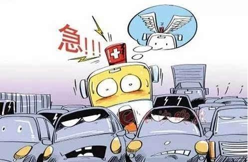 礼让救护车 珠海这176宗罚单被撤销!