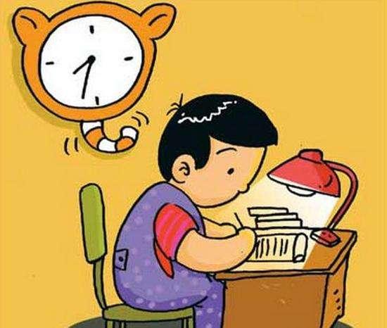 广东各级教育部门将飞行检查学校超额家庭作业