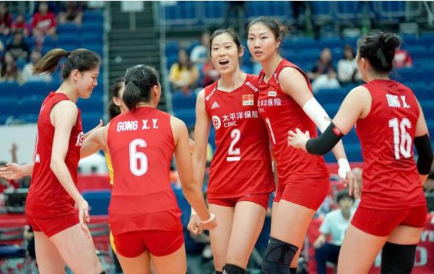 中国女排3-0多米尼加 收获世界杯四连胜