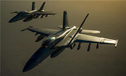 """美军首次承认""""军用飞机遭遇UFO""""视频是真的"""