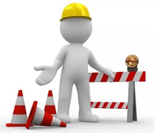 蓬江區躍進路將實施臨時交通管制