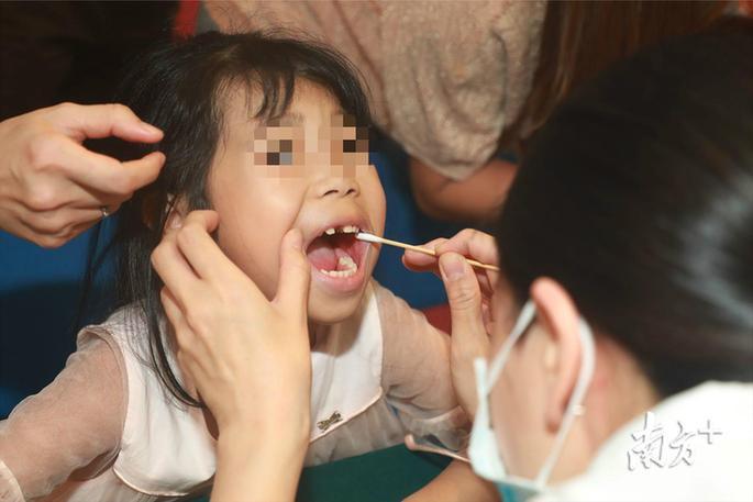 深圳市儿童龋患率低于全国平均水平