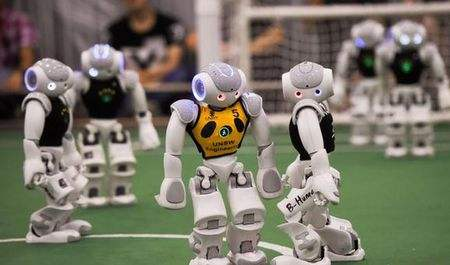 教育机器人大赛总决赛10月决战潭洲