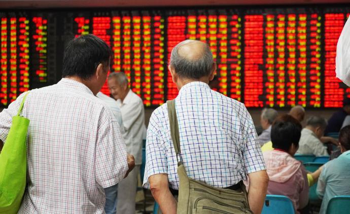 A股今日调整继续:三大股指跌逾1%
