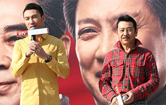《外交风云》演员孙维民:扮演周总理是我一生的荣光