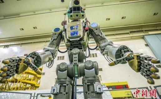 俄機器人宇航員將攜帶3D打印的骨組織樣本返回地球