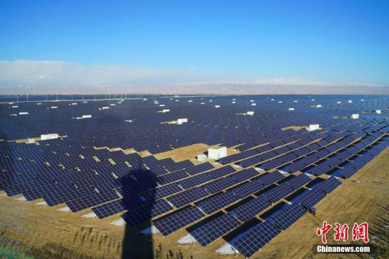 中國近10年可再生能源投資規模全球第一
