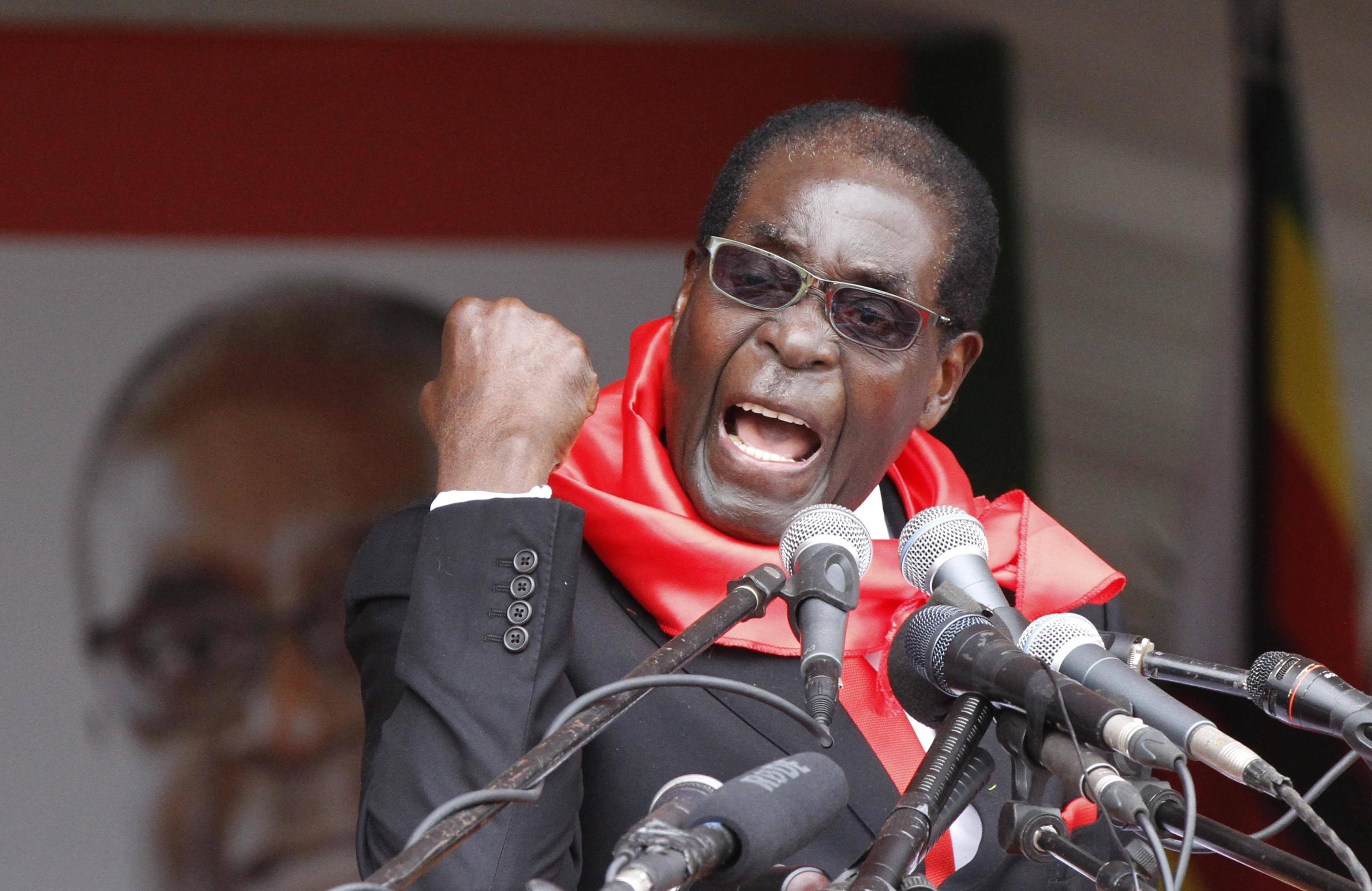 津巴布韋前總統穆加貝逝世:執政37年的傳奇人物
